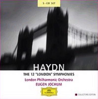 交響曲第93〜104番『ロンドン・セット』ほか ヨッフム&ロンドン・フィル、ほか(5CD)