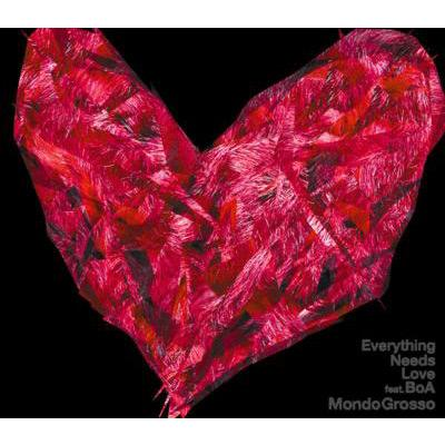 Everything Needs Love feat.BoA
