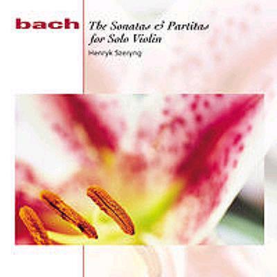 無伴奏ヴァイオリン・ソナタ&パルティータ全曲 シェリング(1955)