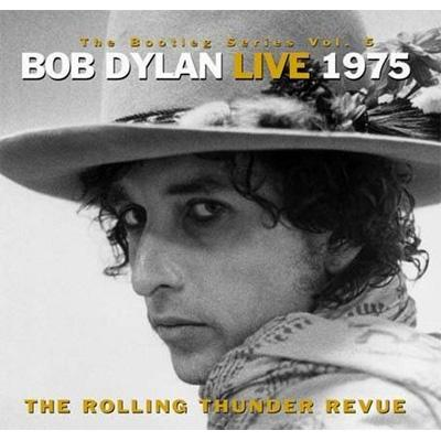 Bob Dylan Live 1975 -The Rolling Thunder Revue