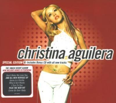 Christina Aguilera -Repackage