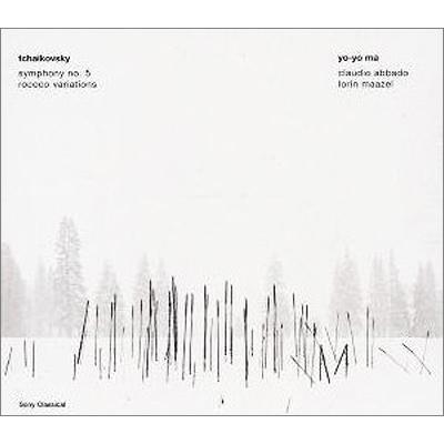 Sym.5: Abbado / Cso, Rococo Variations: Yo-yo Ma(Vc), Maazel / Pittsburgh.so