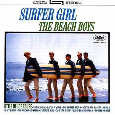 Surfer Girl -Remaster