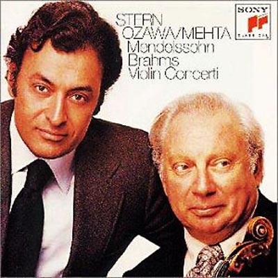 Violin Concerto: Stern(Vn)ozawa / Bso, Mehta / Nyp