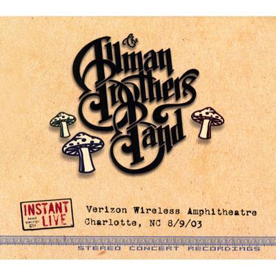 Instant Live: Verizon Wirelessampitheatre 8 / 9 / 03