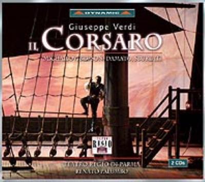 『海賊』全曲 ブルゾン、ミハイロフ、ズブルラーティ、他、パルンボ&パルマ・レージョ劇場管