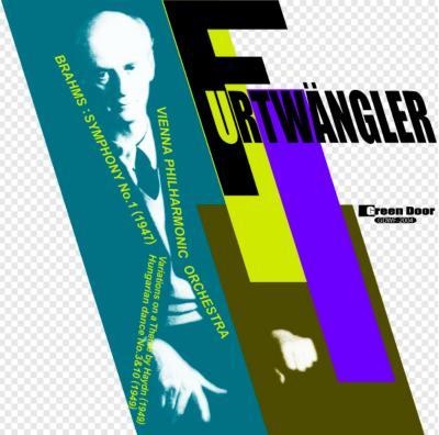 Sym.1: Furtwangler / Vpo (1947)+haydn Variations, Etc