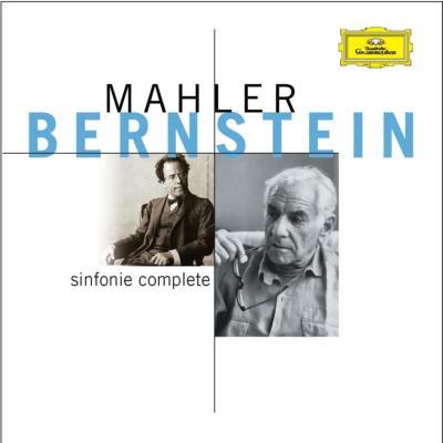 交響曲全集 バーンスタイン&VPO、コンセルトヘボウ、NYP(11CD)
