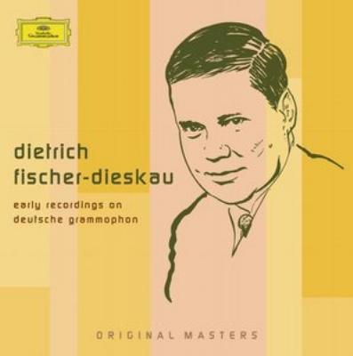 フィッシャー=ディースカウ(Br) DG初期録音集(9CD)