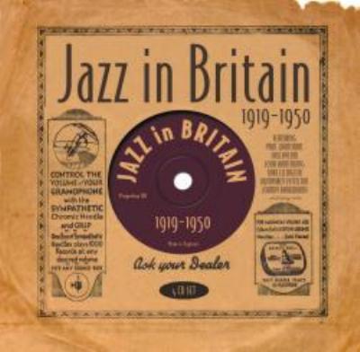 Jazz In Britain 1919 1950 Hmv Amp Books Online Online