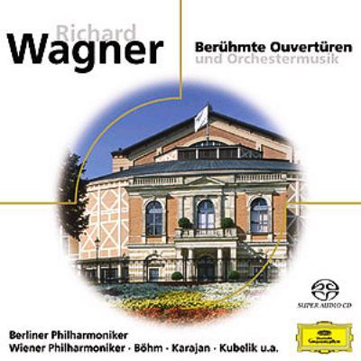 Overtures, Orch.music: Kubelik Bohm Karajan