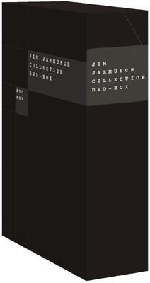 ジム・ジャームッシュ作品集 DVD-BOX 1989-1999
