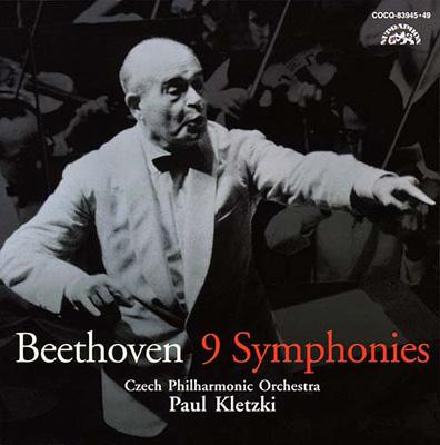交響曲全集 クレツキ&チェコ・フィル(5CD)