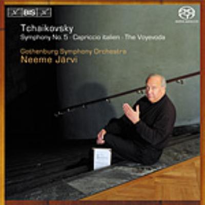 交響曲第5番、地方長官、イタリア奇想曲 ヤルヴィ&エーテボリ響