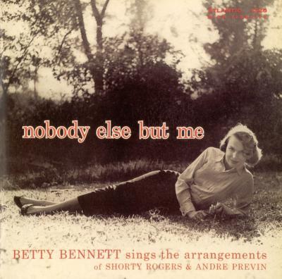 217c4f679fd8 Nobody Else But Me : Betty Bennett | HMV&BOOKS online - WPCR-25179