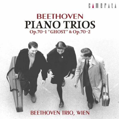 ベートーヴェン:ピアノ三重奏曲「幽霊」/ウィーン・ベートーヴェン・トリオ