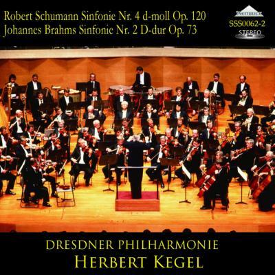 交響曲第2番、他 ケーゲル&ドレスデン・フィル