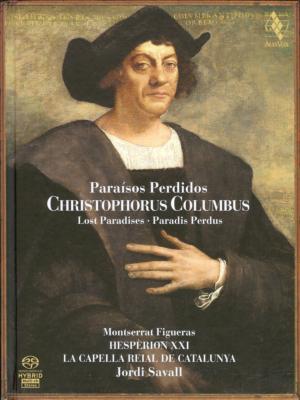 クリストファー・コロンブス〜失われた楽園(1400-1506) サヴァール