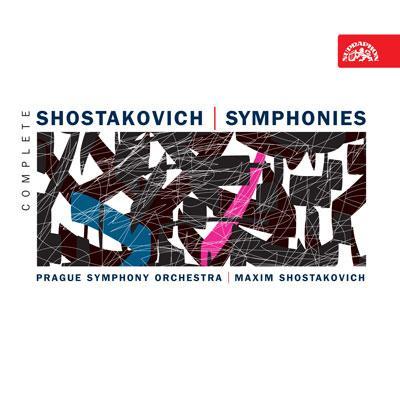 交響曲全集 M.ショスタコーヴィチ&プラハ交響楽団(10CD)