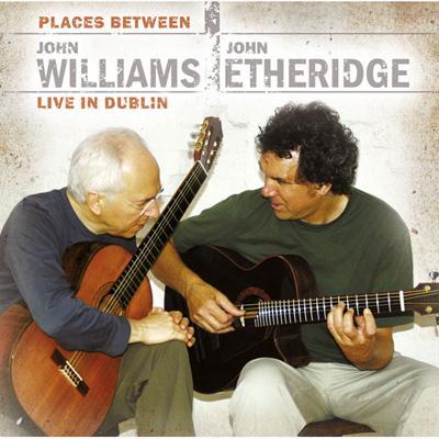 Places Between-live In Dublin: J.williams Etheridge