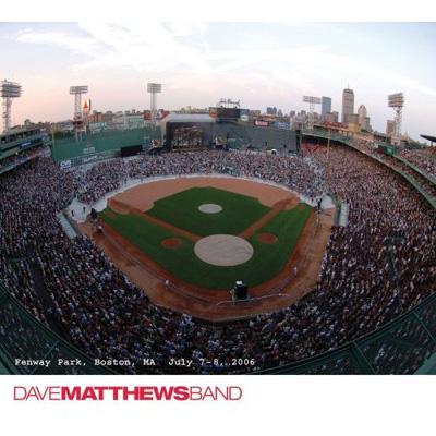 Live Trax: Vol.6: 7 / 7-7 / 8 / 2006fenway Park Boston Ma