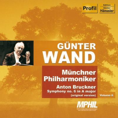 交響曲第6番 ヴァント&ミュンヘン・フィル