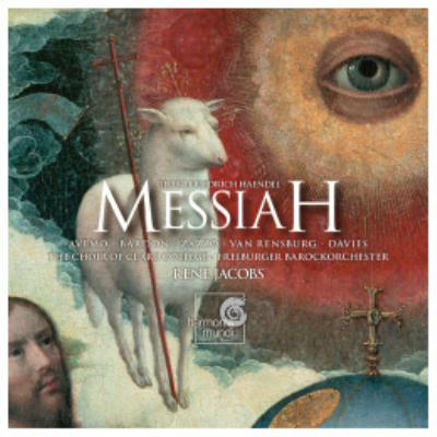 オラトリオ『メサイア』全曲 ヤーコプス&フライブルク・バロック管弦楽団(2CD)