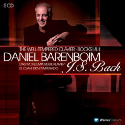 Well-tempered Clavier: Barenboim(P)