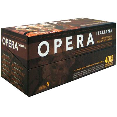 オペラ・イタリアーナ(40CD)