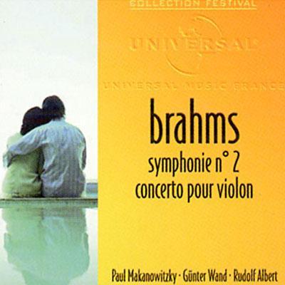 交響曲第2番、他 ヴァント&ケルン・ギュルツェニヒ管弦楽団 ...