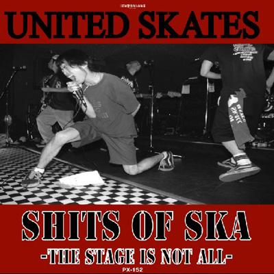 Shits of Ska -The Stage is not all-