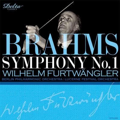交響曲第1番、他 フルトヴェングラー&ルツェルン祝祭管弦楽団、他