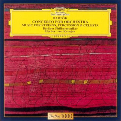 バルトーク:管弦楽のための協奏...