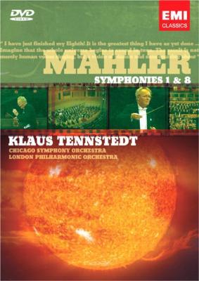 交響曲第1番『巨人』、第8番『千人の交響曲』 テンシュテット