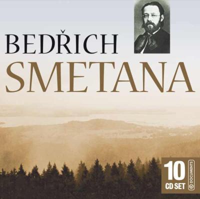 『わが祖国』全曲、歌劇『売られた花嫁』全曲、祝典交響曲、他(10CD)