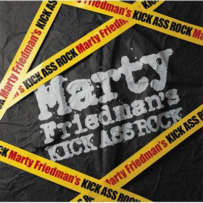 Marty Friedman`s Kick Ass Rock`