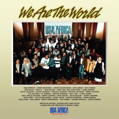 We Are The World: Usa For Afri...