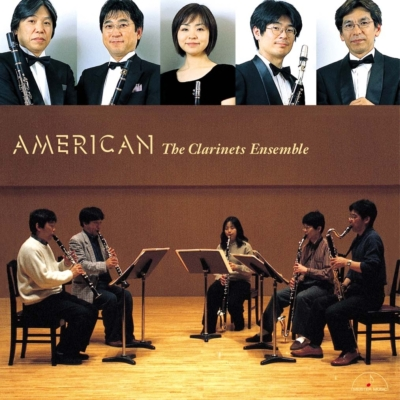 America!-dvorak: String Quartet.12, Etc: The Clarinet Ensemble