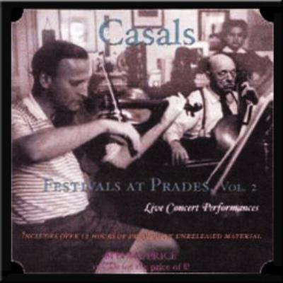 Casals Festivals At Prades-with His Friends Vol.2