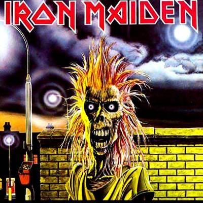 Iron Maiden: 鋼鉄の処女