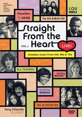 Straight From The Heart: Volume 1