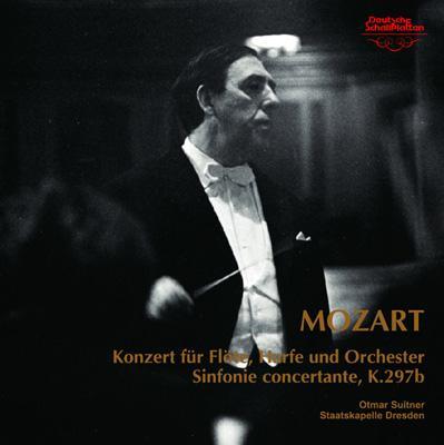 Mozart: Konzert Fuer Floete.Harfe Und Orchester Sinfonia Concertante.K.297b
