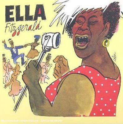 Bd Music Cabu Ella Fitzgerald