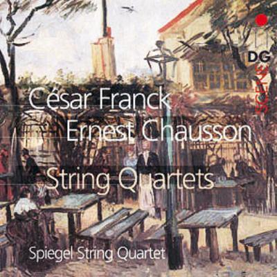 弦楽四重奏曲、他 シュピーゲル弦楽四重奏団