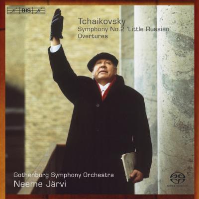 交響曲第2番『小ロシア』(改訂版)、序曲ヘ長調(改訂版)、デンマーク国歌による祝典序曲、序曲『嵐』 ヤルヴィ&エーテボリ響