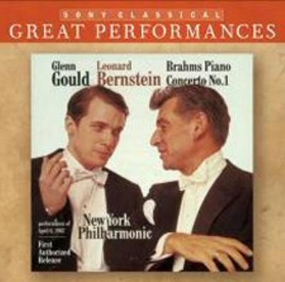 ピアノ協奏曲第1番 グールド(p)バーンスタイン&NYP