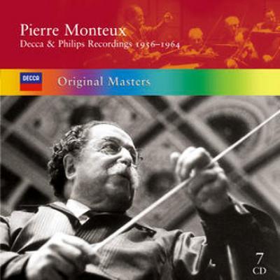 モントゥー/デッカ&フィリップス・レコーディングス 1956-1964(7CD)