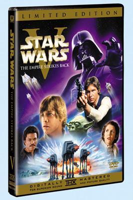スター・ウォーズ エピソードV 帝国の逆襲 リミテッド・エディション2枚組