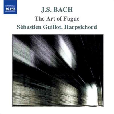 『フーガの技法』自筆譜による出版前の稿(BWV.1080a) ギヨー(cemb)