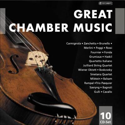 グレート・チェンバー・ミュージック(10CD)